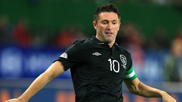 Robbie Keane knows the kind of person he wants to take over as Republic of Ireland boss