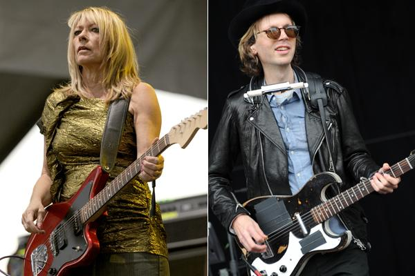 Beck Features Kim Gordon on Extended Version of 'I Won't Be Long'