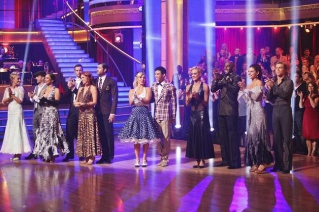 The cast of 'Dancing with …