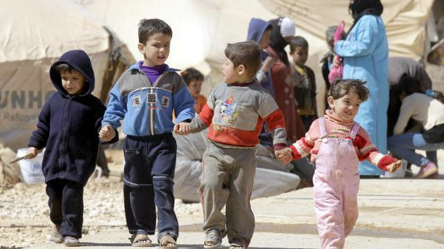 Aid for Syrian refugees drying up