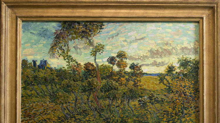 Long-lost painting by Van Gogh is identified