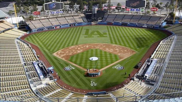 Dodger Stadium (Reuters)