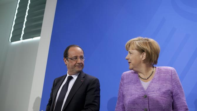 Germany's Merkel hosts European youth jobs summit