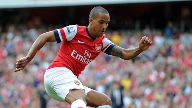 Theo Walcott, Arsenal, 2012