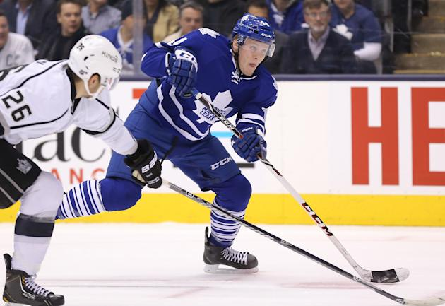 NHL: Los Angeles Kings at Toronto Maple Leafs