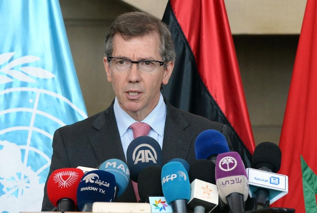 UN envoy to meet with Libya's Tripoli parliament ahead of talks