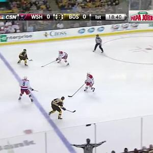 Washington Capitals at Boston Bruins - 03/06/2014