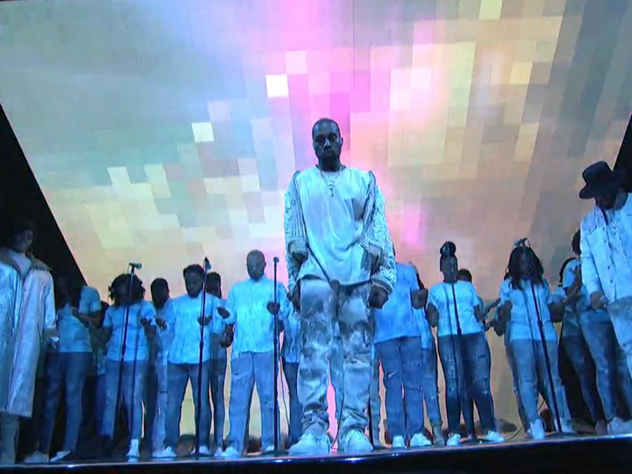 Kanye West performs 'The Life of Pablo' songs and takes on a rap battle on 'SNL'