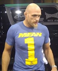 Strikeforce fighter, Keith Jardine