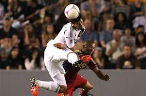 Real Salt Lake 2-0 LA Galaxy (2-1 aggregate): No three-peat as RSL denies Galaxy