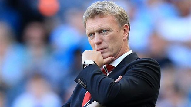Manchester United manager David Moyes (PA Photos)