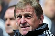 Former Liverpool manager Kenny Dalglish looks on before a FA Cup match at Wembley Stadium in London, April 2012. Brendan Rodgers said he aimed to bring the glory days back to Liverpool after being appointed the new manager of the former kings of Engish football