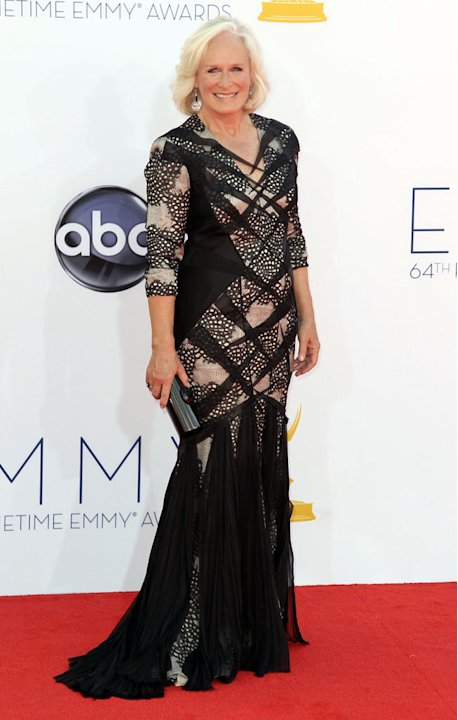 64th Annual Primetime Emmy Awards - Glenn Close