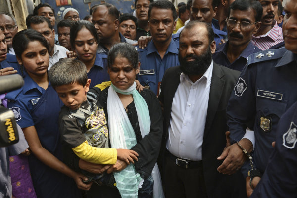 Lawyer: Owners not liable for Bangladesh fire