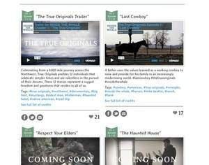 Butchershop Creative and Filmmaker Robbie Stauder Launch New Website: Inside The Whale -- Short Films That Celebrate Passionate Individuals and the Beauty of Possibility