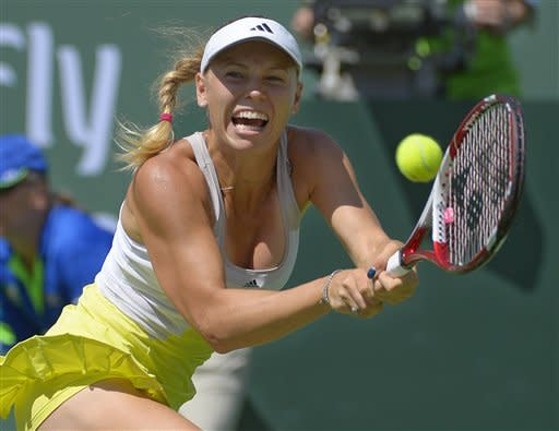 Nadal and Sharapova win Indian Wells titles