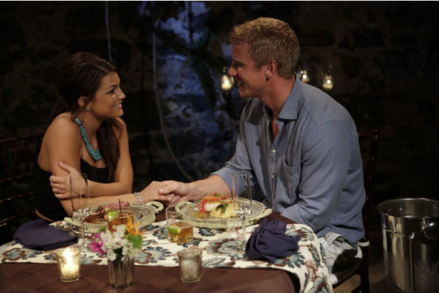 """The Bachelor"" -- ""Episode 1707"" TIERRA, SEAN LOWE"