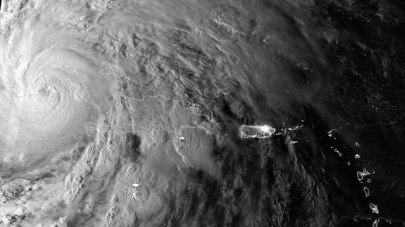 Hurricane Sandy Actually a 'Bride of Frankenstorm': NASA
