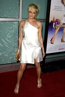 Marley Shelton at the LA premiere of Uptown Girls