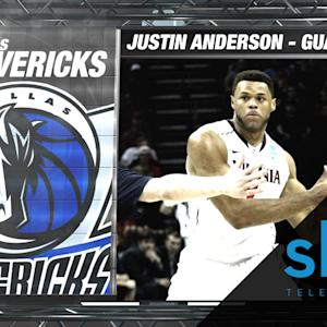 Mavericks Select Virginia's Justin Anderson | NBA Draft Hype Video