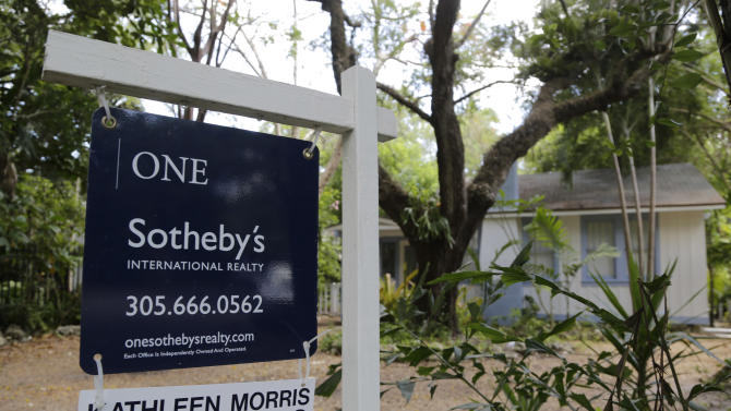 US home prices rise at slower rate in March