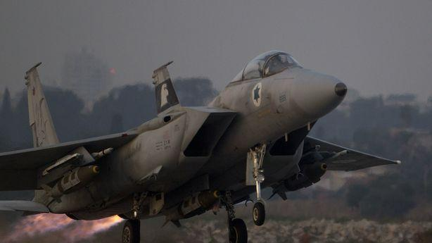 Israel Bombed Syria Because of Alleged Weapons Shipment to Hezbollah
