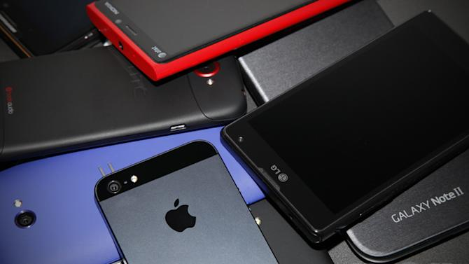 Smartphone patent wars exposed as completely futile