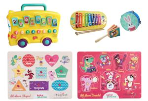 Four All New Baby Genius Products Featured on Amazon's Annual Holiday Toy List