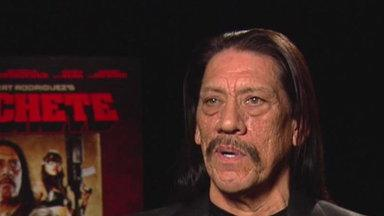 Machete: Danny Trejo Video Interview