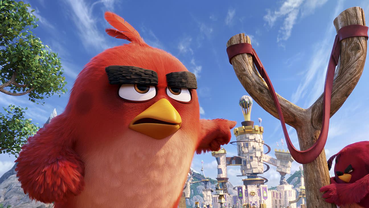 How Composer Heitor Pereira Made the 'Angry Birds' Score Soar
