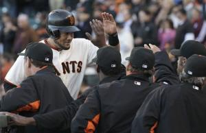 Zito ends three-start skid, gets plenty of offense