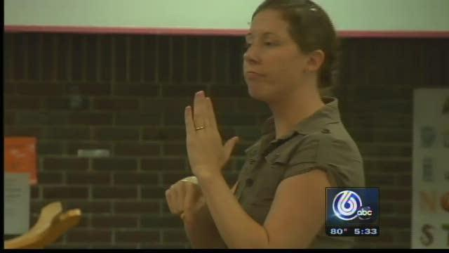 New Deaf School Board Looks To Quell Controversy