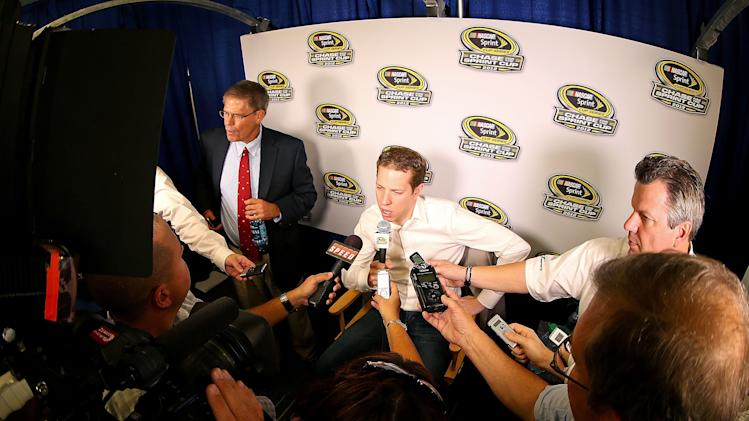 NASCAR Championship Contenders Press Conference