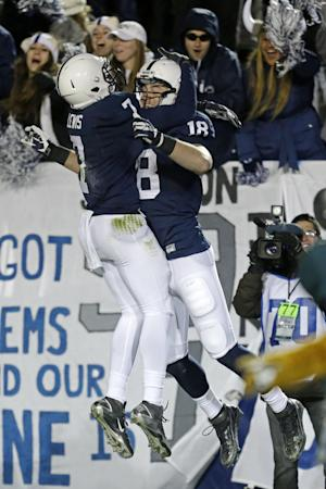 With Badgers on deck, PSU, O'Brien focus on future