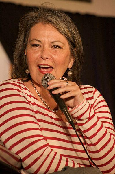 Roseanne apparently still has a lot to say!