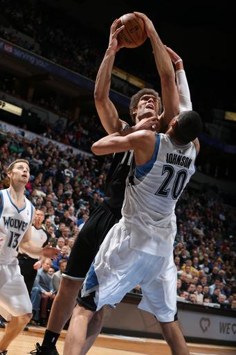 Lopez leads Nets past Timberwolves 91-83