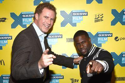Kevin Hart and Will Ferrell almost cost Michigan State a trip to the Elite Eight