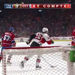 Senators vs. Canadiens / faits saillants du match