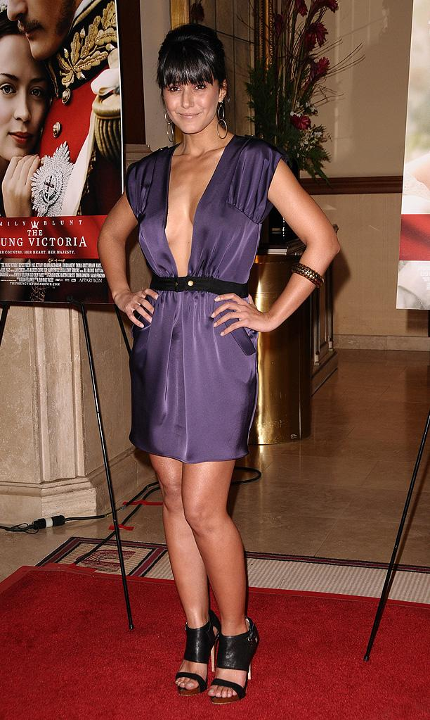 The Young Victoria LA Premiere 2009 Emmanuelle Chriqui