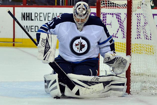 Winnipeg Jets v Carolina Hurricanes