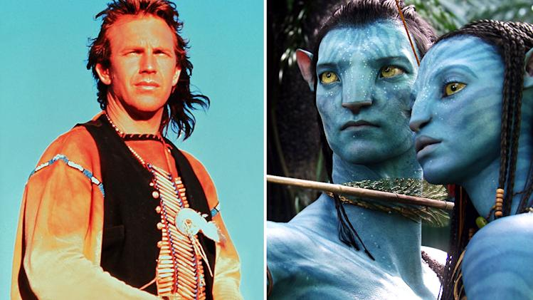 """Dances With Wolves""/""Avatar"""