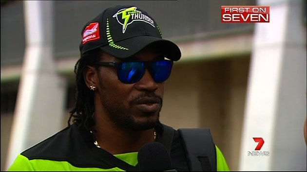 Ridiculous Khawaja can't play: Gayle