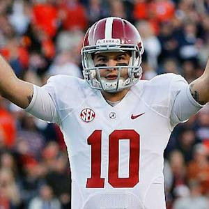 AJ McCarron 2013 season highlights