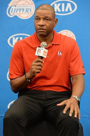 CEO: Clippers coach to quit if Sterling stays