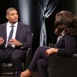 Michael Sam Tells Oprah Heartbreaking Childhood Bullying Story