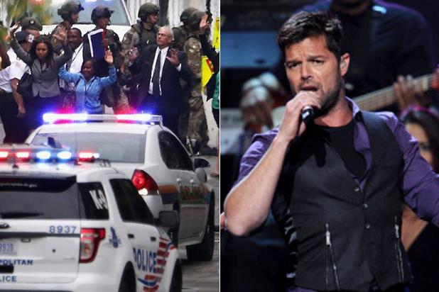 White House Postpones Ricky Martin-Gloria Estefan Musica Latina Event Due to Navy Yard Shooting