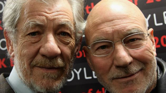 Patrick Stewart, Ian McKellen Back For 'X-Men: Days Of Future Past'