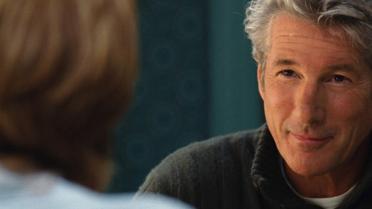 Richard Gere Nights in Rodanthe Production Stills Warner Bros. 2008