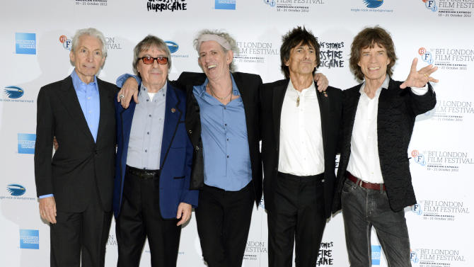 50 and counting for Rolling Stones
