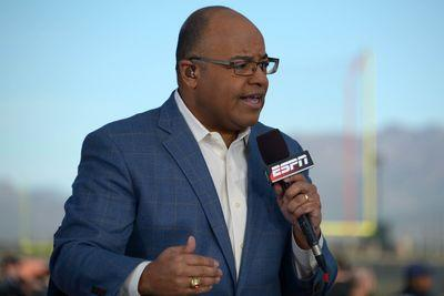 ESPN announcer Mike Tirico has had enough of the NFL's 'screwed up' officiating